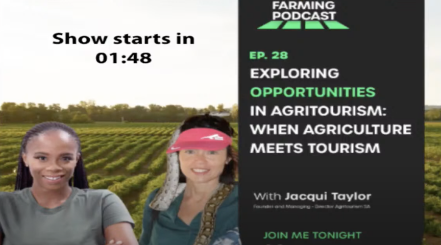 Episode 28 | Exploring Opportunities In Agritourism: When Agriculture Meets Tourism