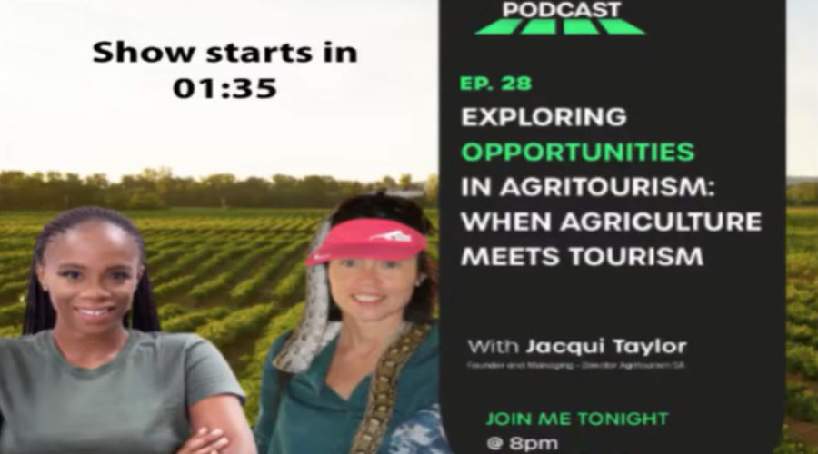 Exploring Opportunities In Agritourism